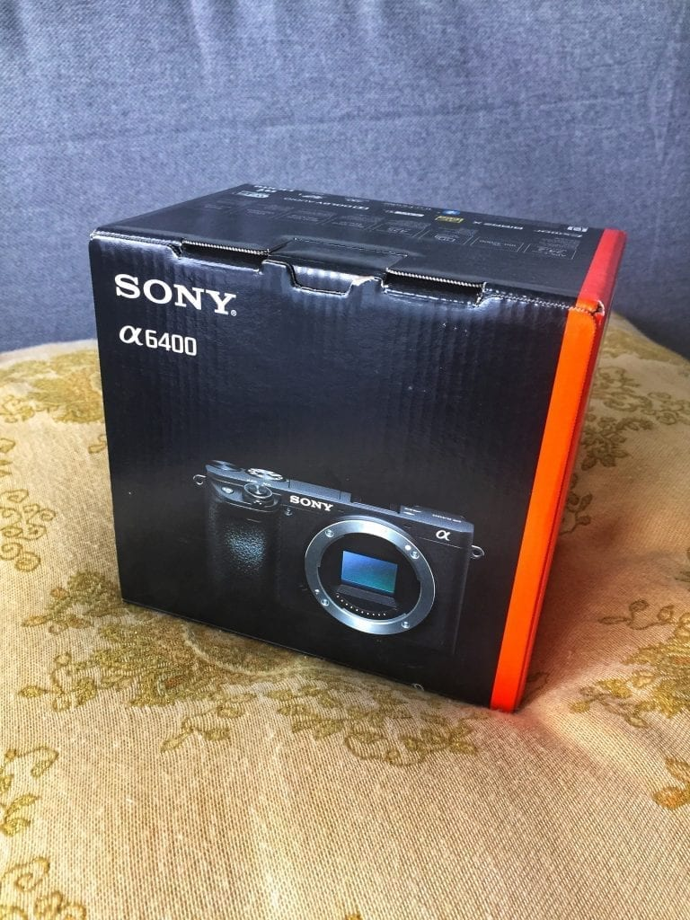 Sony A6400: Mirrorless YouTube / Blogging Camera youtube channel setup