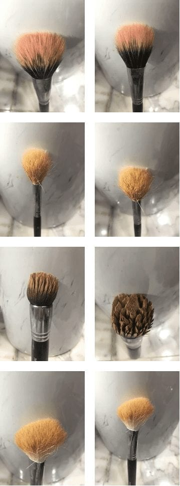 Best affordable way to wash makeup brushes
