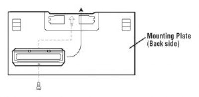 Figure 10 - How to Install an Over-the-Range Microwave Oven