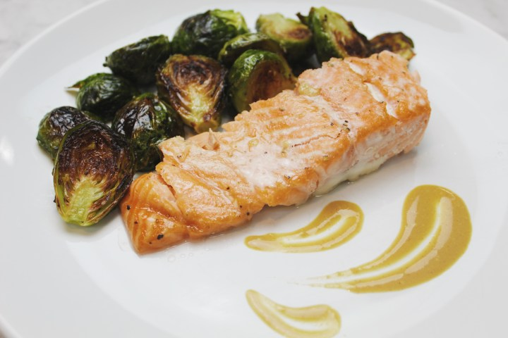 Salmon Recipe: Maple Glazed Salmon