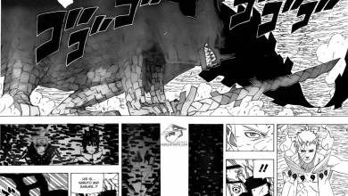 Photo of Naruto 561 review