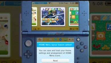 Photo of 3DS update Ver. 9.6.0-24U