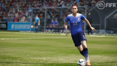 Photo of FIFA 16 Announcement: Finally ladies in FIFA