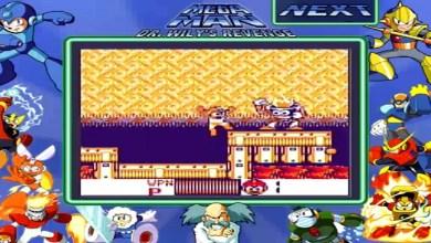 """Photo of """"Mega Man: Dr. Wily's Revenge"""" — The Blue Bomber's GB Debut!"""