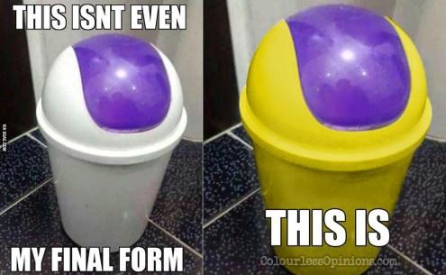 this isn't even my final form frieza meme dragon ball z resurrection f 2015