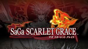 SaGa: Scarlet Graces