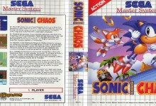 "Photo of ""Sonic Chaos"" – An 8-bit Sonic Blast :)"