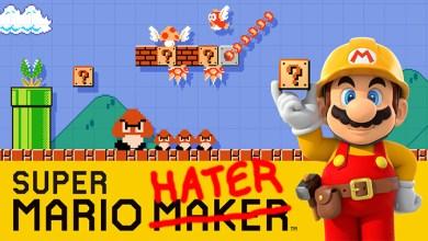Photo of Super Mario Maker Rant