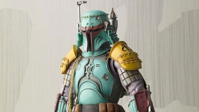 Photo of Ronin Boba Fett Figure just in time for Episode VII