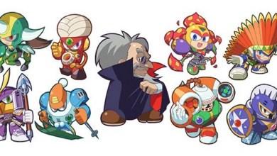 "Photo of ""Mega Man 6"" Continues w/ Super High-Res Rendering!"