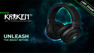 Photo of Tech Review | Razer Kraken USB Headset