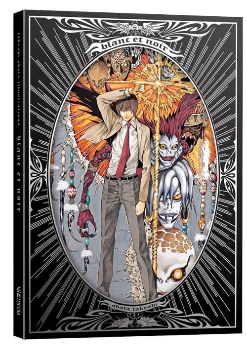 TakeshiObata-Artbook-BlancEtNoir-3D