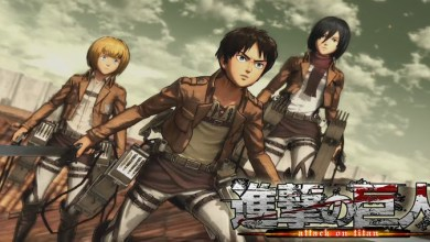 Photo of Koei Tecmo Reveals Release Date for Attack on Titan Game