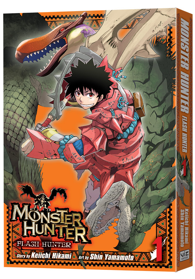 monster hunter anime game