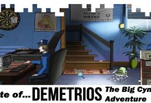 "Photo of ""Demetrios"" Definitely Delivers on a BIG Cynical Adventure!"