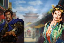 Photo of NEW ROMANCE OF THE THREE KINGDOMS XIII DETAILS