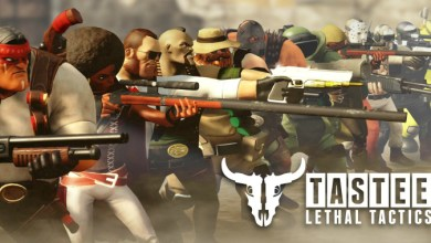 Photo of GAME REVIEW – TASTEE LETHAL TACTICS