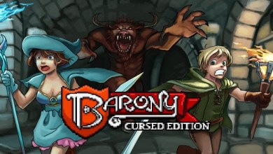 """Photo of """"Barony"""" Shows Off My Failures in Dungeoning"""
