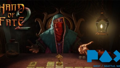 Photo of New Revelations for Hand of Fate 2 at PAX West
