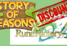 Photo of STORY OF SEASONS & Rune Factory 4 Get A Price Drop!!