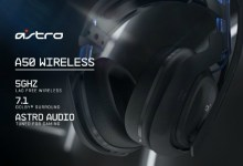 Photo of New A50 Wireless Gaming Headset + Base Station   Now Available From ASTRO Gaming