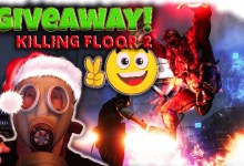 Photo of KILLING FLOOR 2 CHRISTMAS GIVEAWAY! (Steam codes PC)