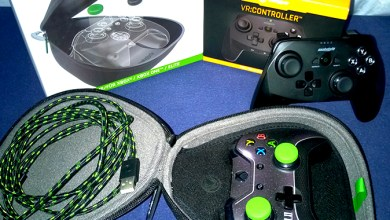 Photo of Tech Review | Snakebyte VR:Controller & Game:Kit