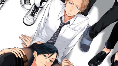 Photo of Yaoi Romantic Comedy Manga Series, JACKASS! Out In NA Next Month