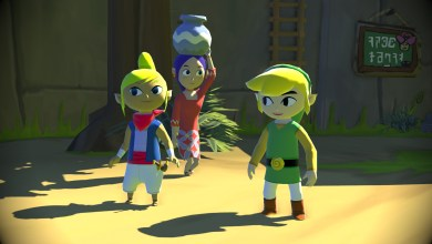 Photo of The Freedom Of The Legend Of Zelda: The Wind Waker