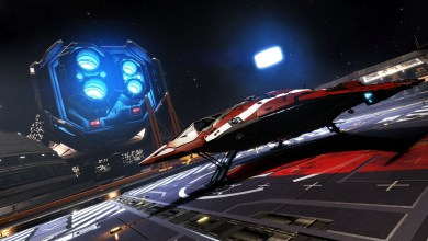 Photo of First Impressions   Elite Dangerous