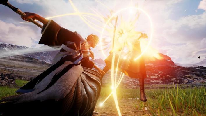 Jump Force Ichigo vs Aizen