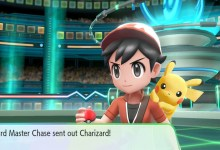 Photo of Challenge the Masters in Pokémon: Let's Go