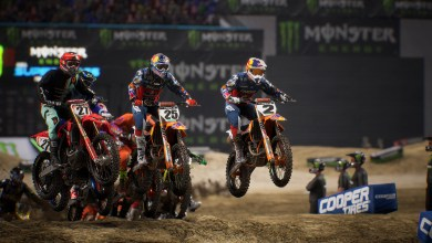 Photo of MONSTER ENERGY SUPERCROSS – THE OFFICIAL VIDEOGAME 3 Announced