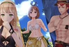 Photo of Atelier Ryza Swimsuit DLC confirmed