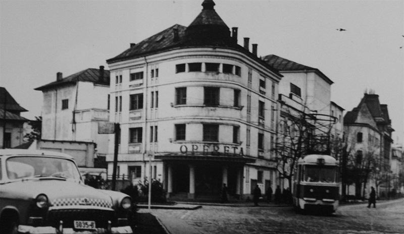 Image result for teatrul de opereta bucuresti photos