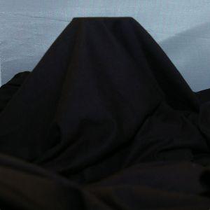 Black Cotton-Lycra