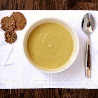 Soup of the week: White roots soup