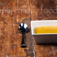 Soup of the week: Carrot and parsnip curry soup