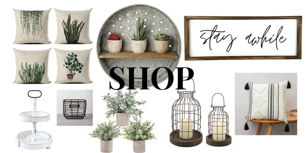 Shop image: Decorate for fall on a budget with decor pieces from Amazon
