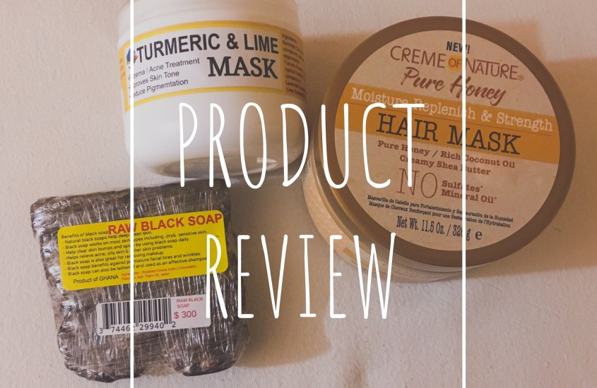 Turmeric & Lime Mask Review