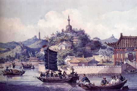 Emperor Of China's Gardens - William Alexander