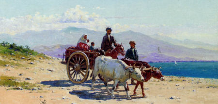 Caucasian Travelers - Richard Zommer