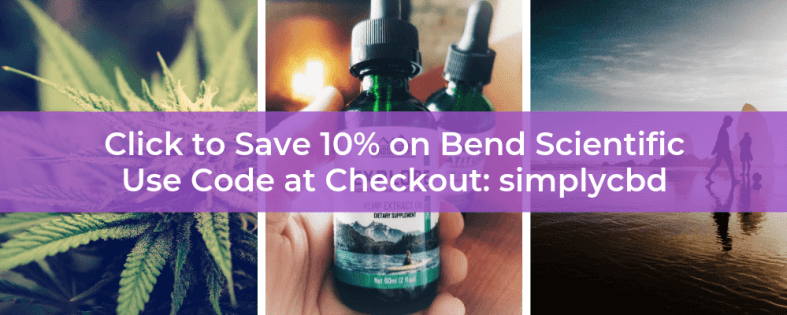 CBD Promo Code for Bend Scientific