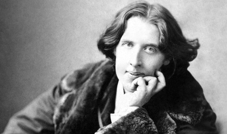 Image result for picture of Oscar Wilde