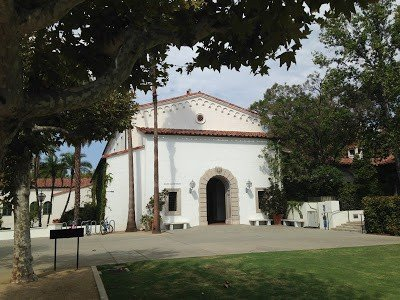 Balch Hall - T.S. Eliot in Love and Los Angeles: A Photo Essay