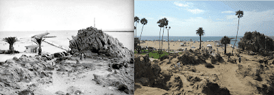 Corona Del Mar bluffs - T.S. Eliot in Love and Los Angeles: A Photo Essay