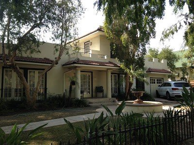 Harvard Ave. house - T.S. Eliot in Love and Los Angeles: A Photo Essay