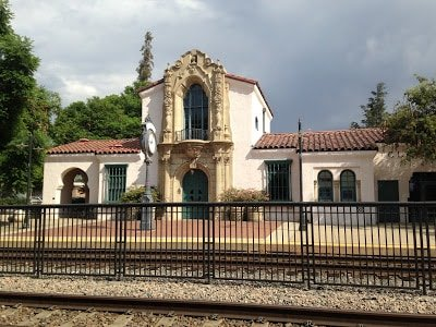 Santa Fe depot - T.S. Eliot in Love and Los Angeles: A Photo Essay