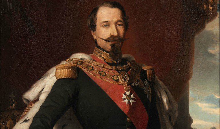 "Louis Napoleon Bonaparte - Noblesse Oblige: Alan Strauss-Schom On How Napoleon III ""Left France a Modern and Prosperous Nation"""
