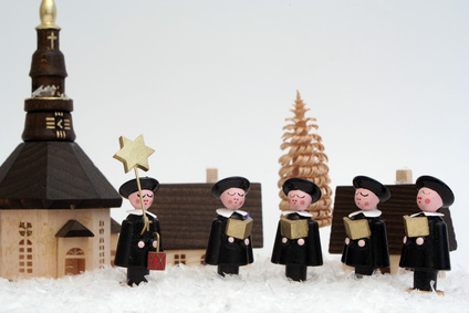 Miniature church